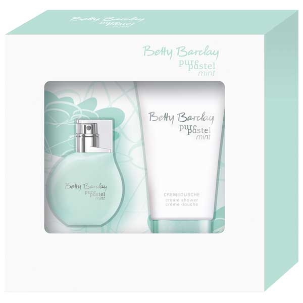 betty barclay pure pastel mint gift box damdoft och. Black Bedroom Furniture Sets. Home Design Ideas