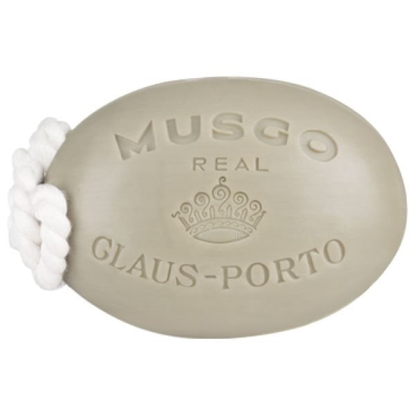 Claus Porto Musgo Real Oak Moss Soap On A Rope