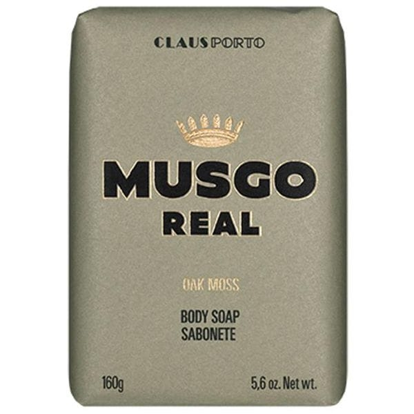 Claus Porto Musgo Real Oak Moss Soap