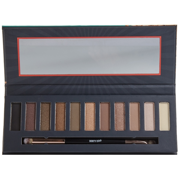 Dirty Works In the Nude Back to Basics Eye Shadow Kit