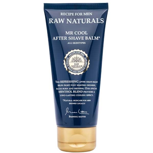 Raw Naturals Mr Cool After Shave Balm, Raw Naturals