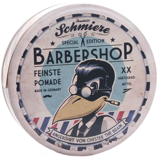 Rumble 59 Schmiere Special Edition Barbershop XX Pomade