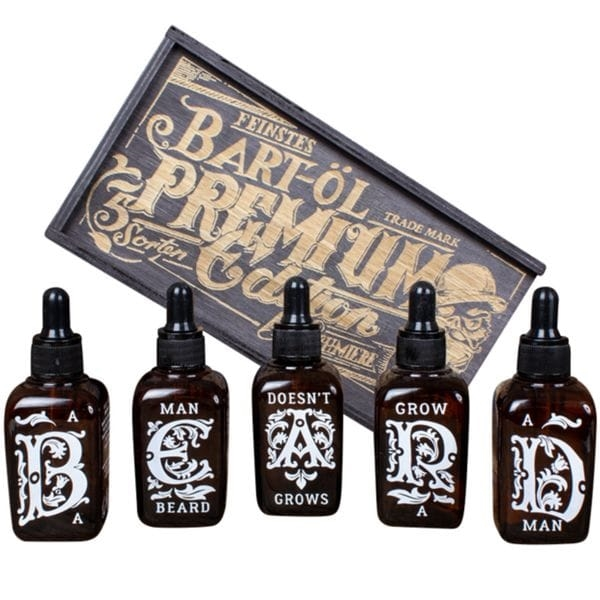 Rumble 59 Schmiere Beard Oil Gift Box