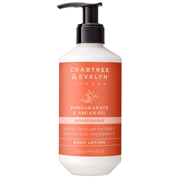 Crabtree & Evelyn Pomegranate & Argan Oil Body Lotion