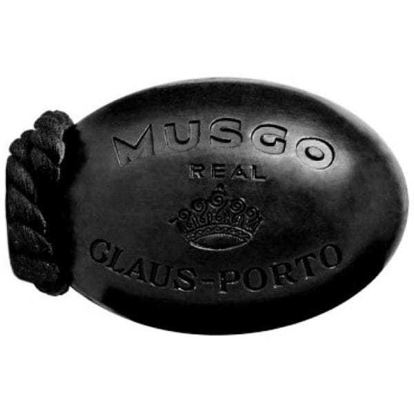 Claus Porto Musgo Real Black Edition Soap On A Rope
