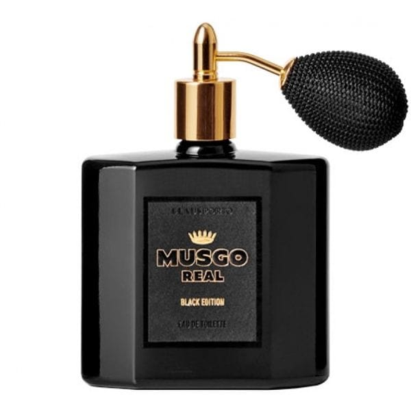 Claus Porto Musgo Real Black Edition EdT