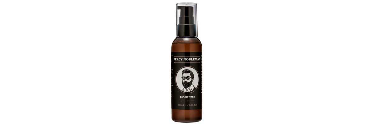Percy Nobleman Beard Wash Recension