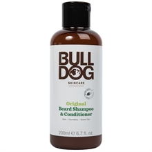 Bulldog Original Beard Shampoo & Conditioner