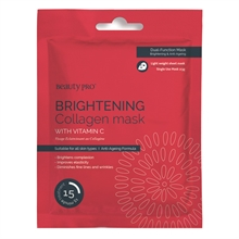 BeautyPro Brightening Collagen Mask