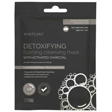 BeautyPro Detoxifying Foaming Cleansing Mask