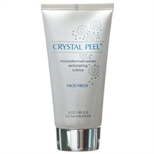 Crystal Peel Microdermabrasion Exfoliating Cream