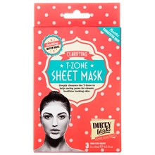 Dirty Works Clarifying T-Zone Sheet Mask