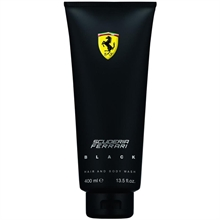 Ferrari Scuderia Black Hair and Body Wash