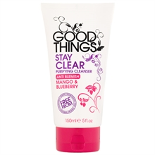 Good Things Stay Clear Purifying Cleanser