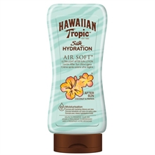 Hawaiian Tropic Silk Hydration Air Soft After Sun Lotion