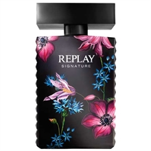 Replay Signature EdP For Woman 30ml