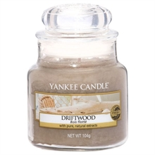 Yankee Candle Driftwood - Small Jar