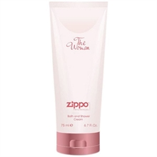 Zippo The Woman Bath & Shower Cream